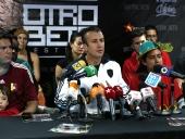 Otro Beta Rueda de Prensa. 12 de noviembre del 2014