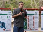 Plan de rehabilitación del parque Agustín Codazzi. 17 de julio de 2014