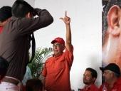 Tareck El Aissami anunció los 14 candidatos para las alcaldías carabobeñas. 7 de agosto de 2013