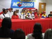 Presentación de los Candidatos y Candidatas de la Patria a las Alcaldías del Estado Aragua. 4 de septiembre de 2013