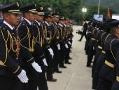 Presidente Maduro graduó a 469 oficiales técnicos. 09 de julio de 2013