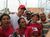 Recibirán sus apartamentos dignos 30 familias residentes de la comunidad de Aguacatal. 20 de julio de 2013