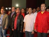 El Consejo Nacional Electoral (CNE) proclamó este sábado a Tareck El Aissami como gobernador electo del estado Aragua. 22 de diciembre de 2012.