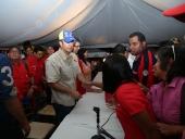 PSUV Reunión Eje Sur. 7 de noviembre del 2014