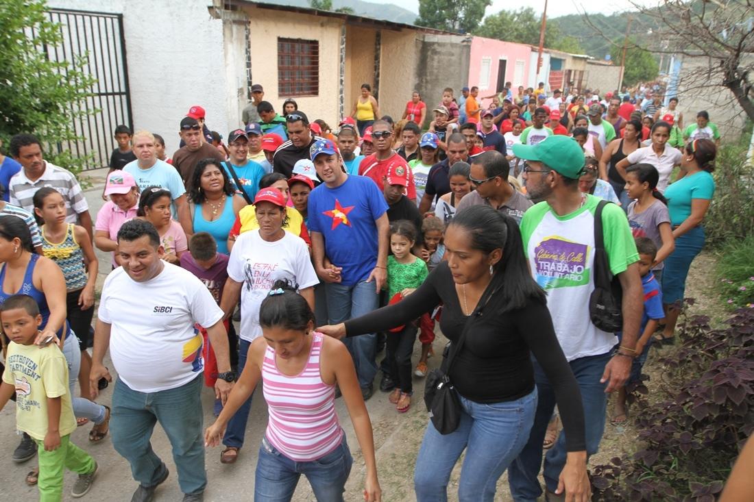 Recorrido por Rosario de Paya. 29 de junio de 2013.