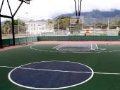 Rehabilitadas canchas en el Complejo Deportivo El Paseo. 10 de julio de 2013.