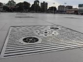 Reinauguración de los espacios de la Plaza Parque Bicentenario, en la ciudad de Maracay