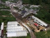 Ministerio de Ambiente y gobernación de Aragua inician saneamiento del vertedero Los Tanques. 8 de septiembre de 2013