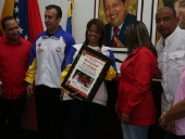 Sesión especial del Consejo Legislativo Bolivariano del estado Aragua. 10 de noviembre del 2014