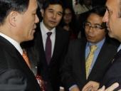 Somos vanguardia de un nuevo modelo de relación estratégica internacional. 11 de noviembre del 2014
