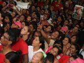 Tareck El Aissami abandera UBCH en Cagua. 31 de octubre de 2013