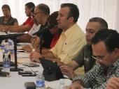 Tareck El Aissami desarrolló Consejo General del Gobierno. 9 de enero de 2014