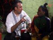 Entrevista en el programa Zurda Konducta que transmite Venezolana de Televisión. 17 de noviembre de 2012