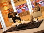Tareck El Aissami fue entrevistado en el programa Regiones de Televen, donde expresó, que su campaña electoral se ha concentrado en el diagnóstico y solución de los principales problemas que confronta la ciudadanía aragüeña. 3 de diciembre de 2012.
