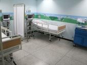 Tareck El Aissami inauguró área de emergencia pediátrica en el Hospital Central de Maracay. 24 de septiembre de 2014