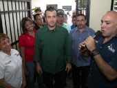 Tareck El Aissami inauguró Centro de Mediación y Convivencia. 29 de septiembre de 2014