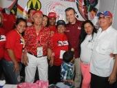Tareck El Aissami inauguró Expo Mariño Potencia 2014. 30 de enero de 2014