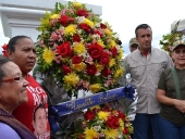 Tareck El Aissami juramenta siete mil damas pertenecientes al Consejo Patriótico de Mujeres de Aragua, a propósito del día internacional de la no violencia a la mujer. 25 de noviembre de 2012.