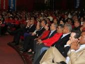 Tareck El Aissami presentó propuesta de gobierno para el estado Aragua. Iniciar la transformación del estado tradicional burgués para darle nacimiento al estado socialista, a través de las comunas y consejos comunales, es la premisa de este Plan de Gobierno. 11 de diciembre de 2012.