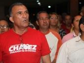 Gobernador Tareck  El Aissami se reúne con las UBCH Hotel Maracay. 22 de octubre de 2013