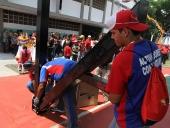 Trabajo Voluntario en La Segundera de CAGUA. 29 de junio de 2013