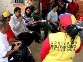 Visita a FundoCoropo en el marco de Gobierno de Calle. 30 de mayo de 2013
